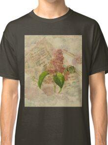 Decoupage 3 Classic T-Shirt