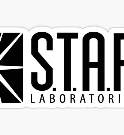 star labs Sticker