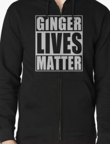 Ginger Lives Matter T-Shirt
