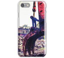 Jaws of destruction  iPhone Case/Skin