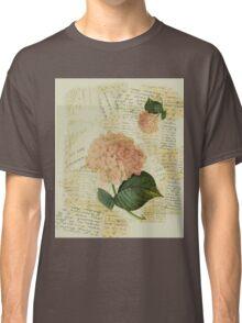 Decoupage Hydra Classic T-Shirt