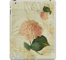 Decoupage Hydra iPad Case/Skin