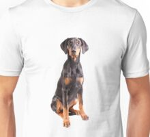 beautiful doberman pinscher Unisex T-Shirt