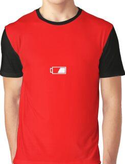 Half full or Half empty? Graphic T-Shirt