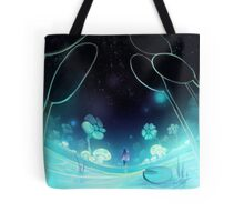 waterfall 3/3 Tote Bag