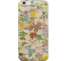 Pressed flower iPhone Case/Skin
