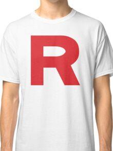 Team Rocket Logo Classic T-Shirt