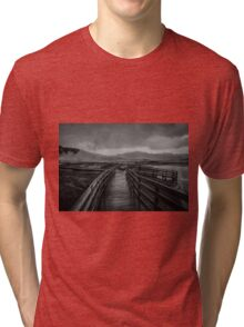 Upper Terrace Boardwalk Tri-blend T-Shirt