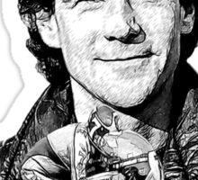 Barry Sheene Motorbike Legend Sticker