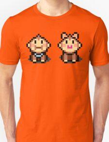 Salsa and Samba - Mother 3 T-Shirt
