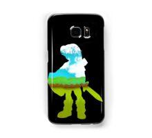 Zelda - Silhouette Samsung Galaxy Case/Skin