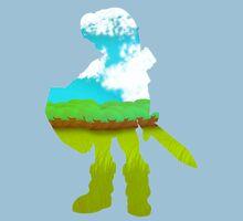 Zelda - Silhouette Unisex T-Shirt