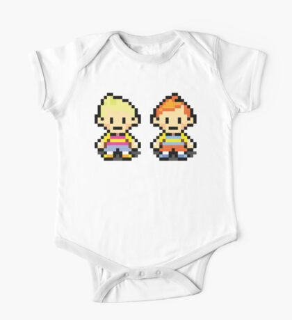 Lucas and Claus - Mother 3 One Piece - Short Sleeve