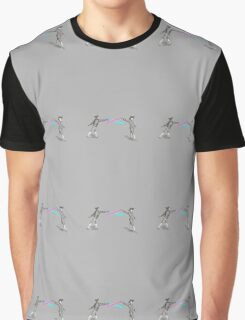 1138 fencing (enhanced) Graphic T-Shirt