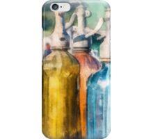 Vintage Seltzer Bottles iPhone Case/Skin