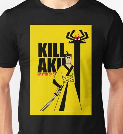 Kill the Master!  Unisex T-Shirt