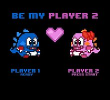 Be My Player 2 - Variant A - Bob and Pab by prometheus31