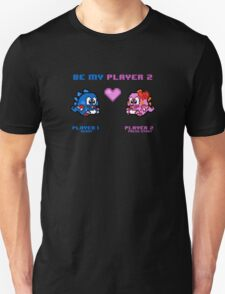 Be My Player 2 - Variant A - Bob and Pab T-Shirt
