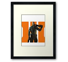 Call of Duty CoD: Black Ops 3 BO3 Framed Print