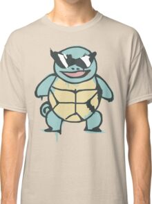 Ash's Squirtle (Squirtle Squad Leader) Classic T-Shirt