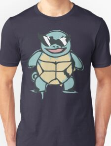 Ash's Squirtle (Squirtle Squad Leader) T-Shirt