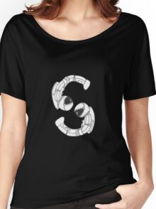 S for Space Women's Relaxed Fit T-Shirt