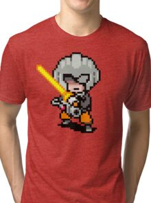 The Masked Man - Mother 3 Tri-blend T-Shirt