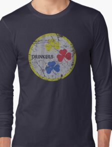 Irish Pittsburgh Drinkers St Patrick's Day Long Sleeve T-Shirt