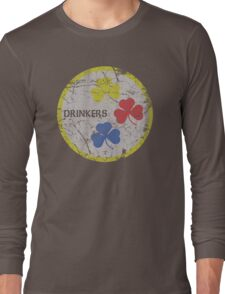 Irish Pittsburgh Drinkers St Patrick's Day Long Sleeve T-Shirt