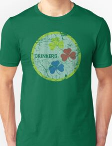 Irish Pittsburgh Drinkers St Patrick's Day Unisex T-Shirt