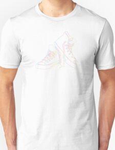 Rainbow sneaker T-Shirt