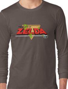 The Legend of Zelda Logo Long Sleeve T-Shirt