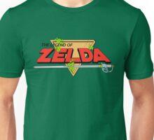 The Legend of Zelda Logo Unisex T-Shirt