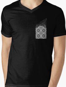 Norwegian snow Mens V-Neck T-Shirt