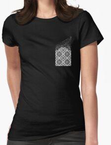 Norwegian snow Womens Fitted T-Shirt