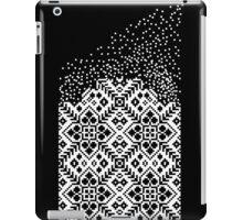 Norwegian snow iPad Case/Skin