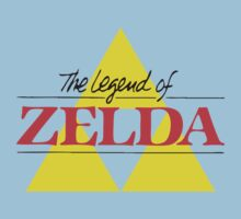 The Legend of Zelda Baby Tee