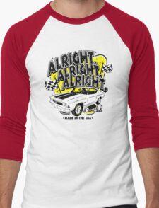 Alright, Alright, Alright Men's Baseball ¾ T-Shirt