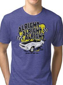 Alright, Alright, Alright Tri-blend T-Shirt