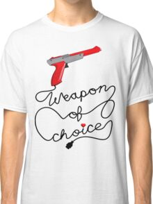 Weapon of Choice (2014 Revamped Version) Classic T-Shirt