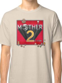 Alternative Mother 2 / Earthbound Title Screen Classic T-Shirt