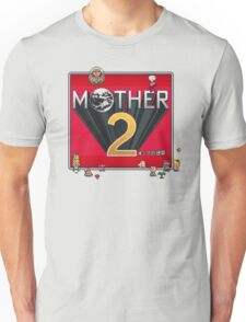 Alternative Mother 2 / Earthbound Title Screen Unisex T-Shirt