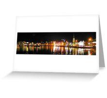 night vista Greeting Card