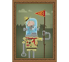 ROBO BOYSCOUT Photographic Print