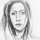Pencil Sketch by Mandy Kerr
