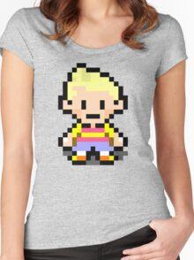 Lucas Women's Fitted Scoop T-Shirt