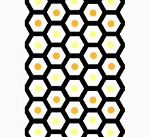 honeycomb with drop of honey Unisex T-Shirt