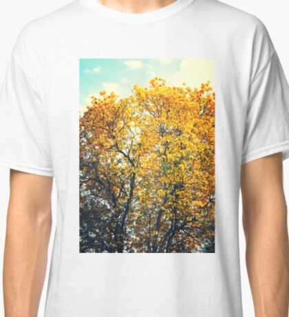 Yellow Tree Classic T-Shirt