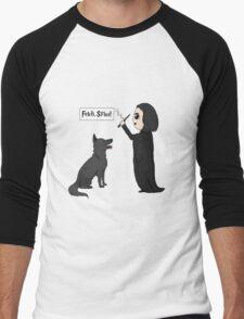 Fetch, Sirius! Men's Baseball ¾ T-Shirt