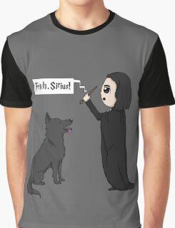 Fetch, Sirius! Graphic T-Shirt